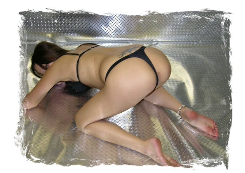 Relation coquine avec Alexia 27 ans de Cabanac
